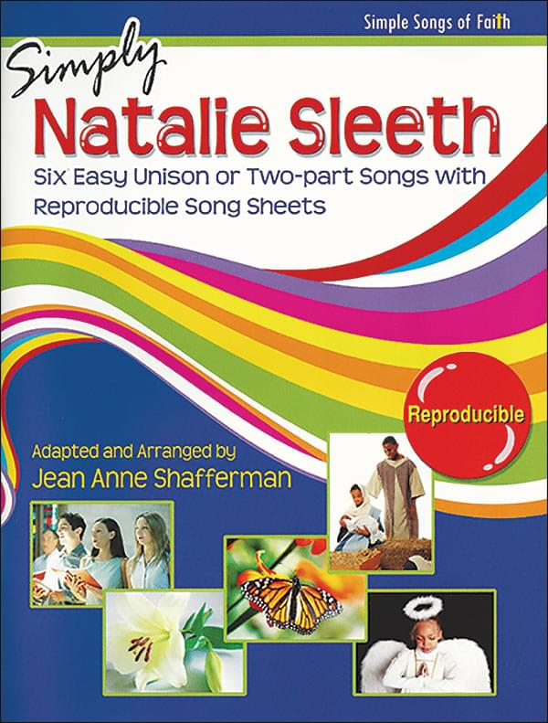 Simply Natalie Sleeth - Book/CD