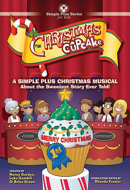 The Christmas Cupcake - Listening CD