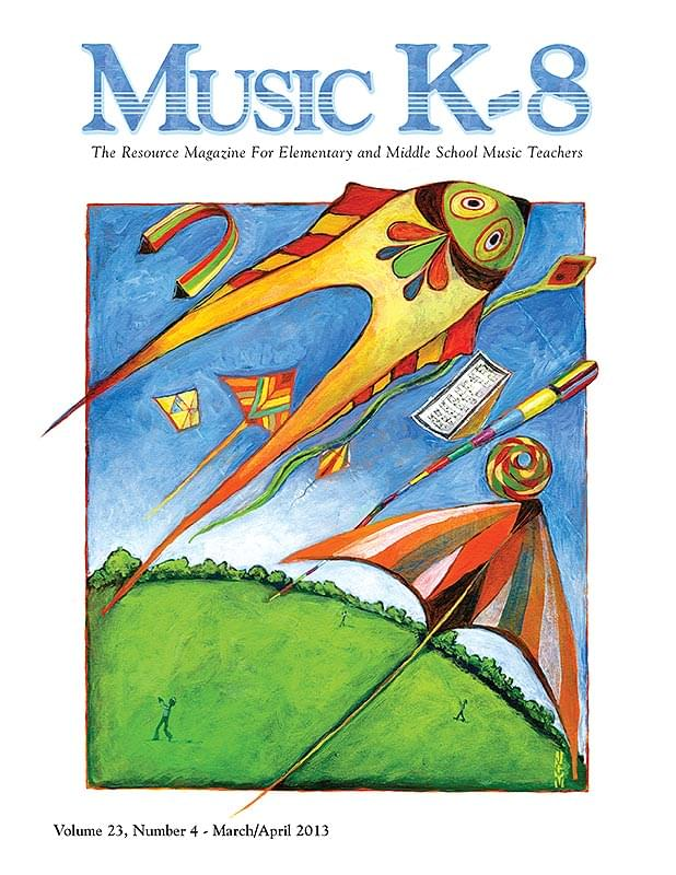 Music K-8, Vol. 23, No. 4