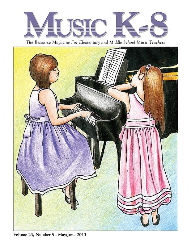Music K-8 Cover Image