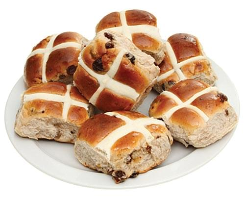Questionable Alliance Of Warm, Tasty Baked Goods, A (Hot Cross Buns)