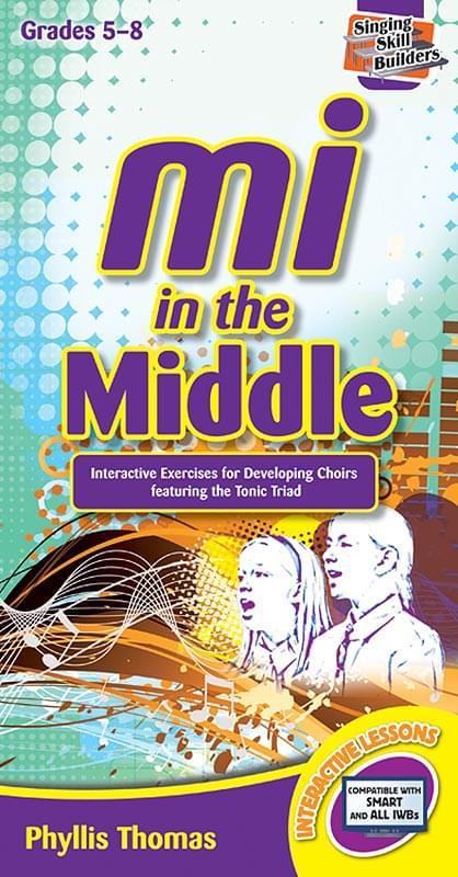 Mi In The Middle - CD-ROM (compatible with all IWBs)