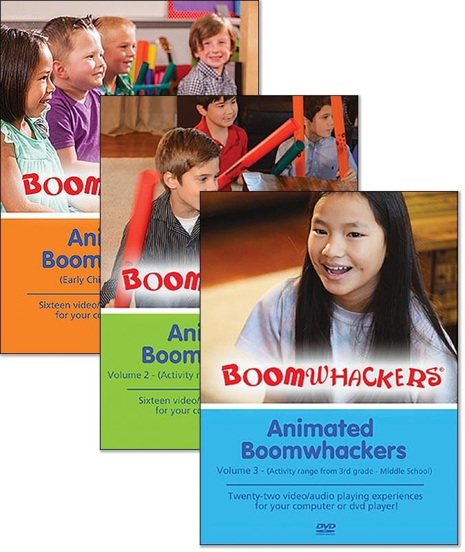 Animated Boomwhackers®