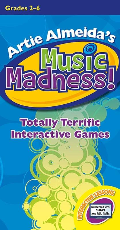 Music Madness! - Interactive Software