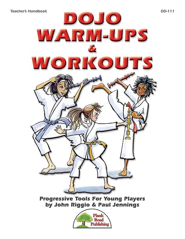 Dojo Warm-ups & Workouts Cover