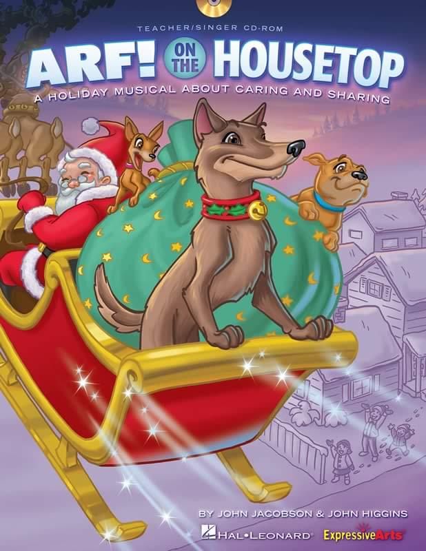Arf! On The Housetop - Teacher's Edition/Singer CD-ROM