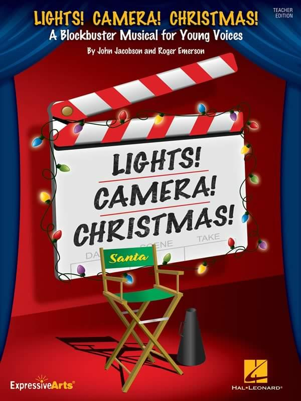 Lights! Camera! Christmas! - Preview CD