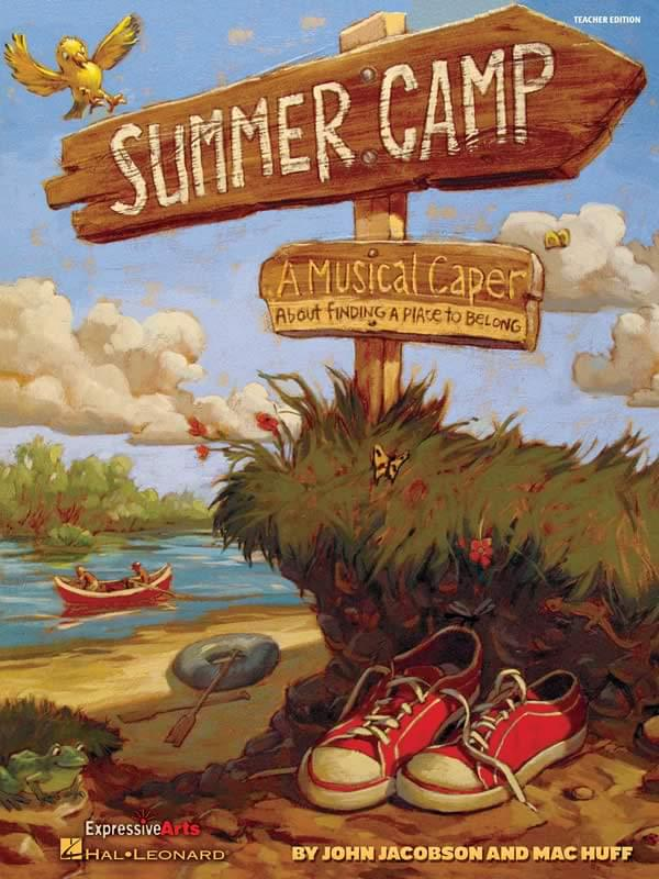 Summer Camp - Preview Pak