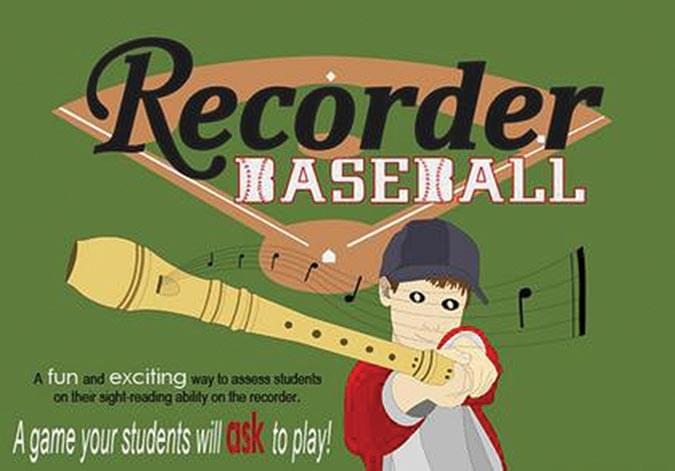 Recorder Baseball