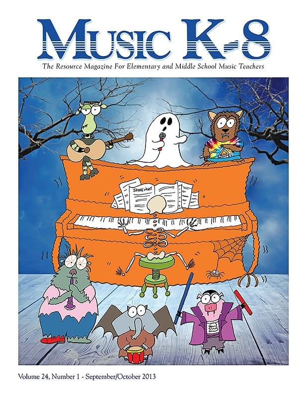 Music K-8, Vol. 24, No. 1