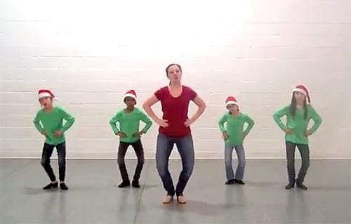 Sounds Of Santa's Workshop, The - Video With Movement Ideas