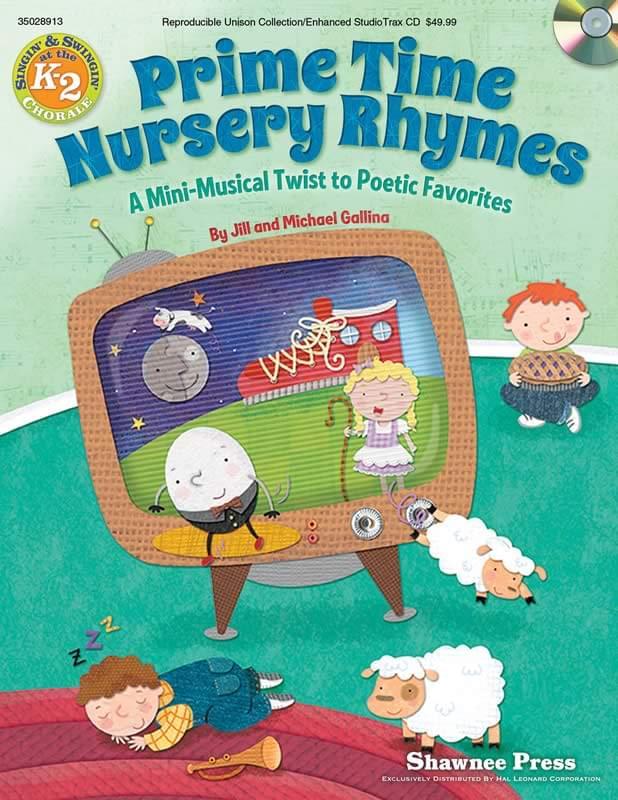 Product Detail Prime Time Nursery Rhymes