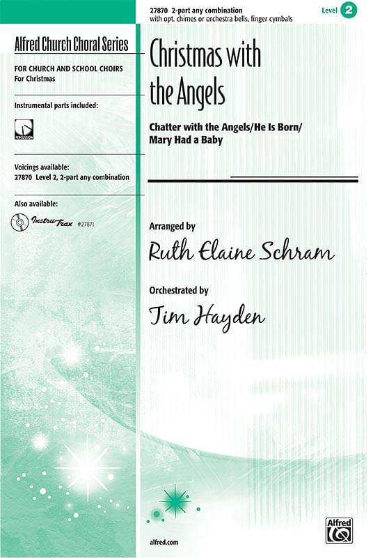Christmas With The Angels - ShowTrax CD