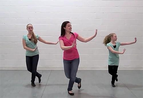Sing A Little Song - Video With Movement Ideas