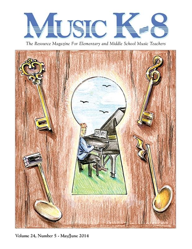 Music K-8, Vol. 24, No. 5
