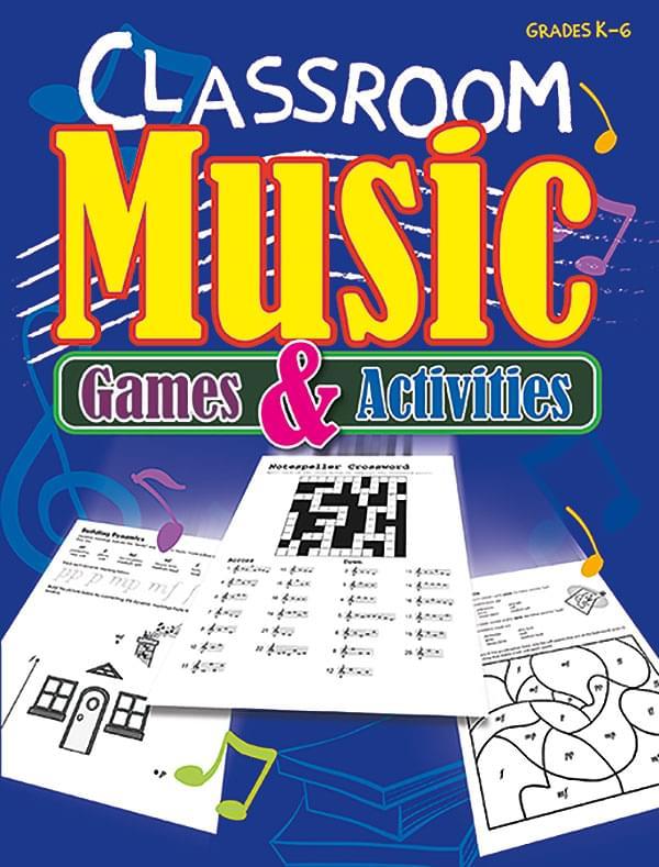Classroom Music Games & Activities