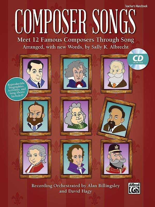Composer Songs - Book Only