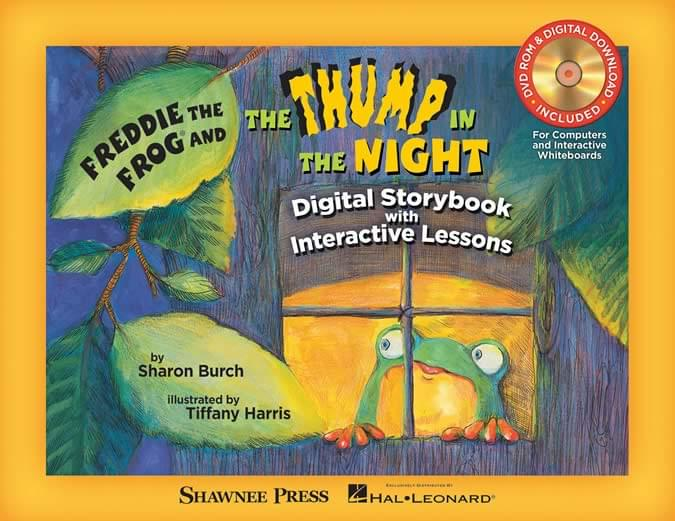 Freddie The Frog® And The Thump In The Night - Digital Storybook