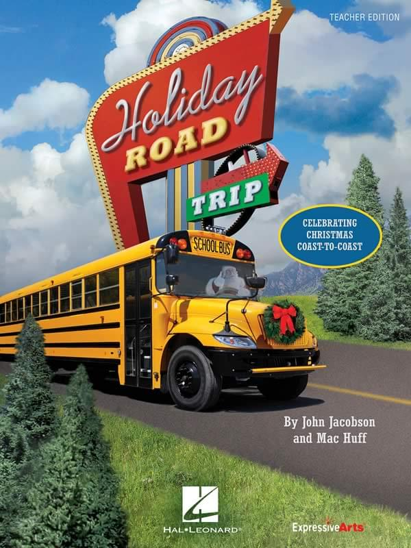 Holiday Road Trip - Preview Pak (1 Student Book & 1 Preview CD)