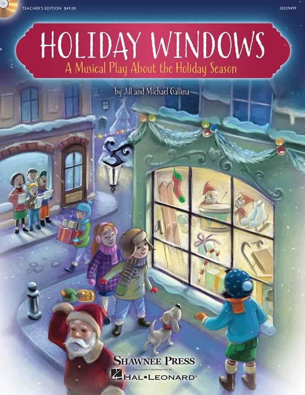 Holiday Windows - Preview Pak