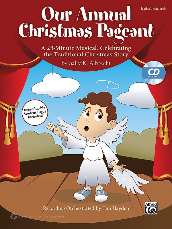 Our Annual Christmas Pageant