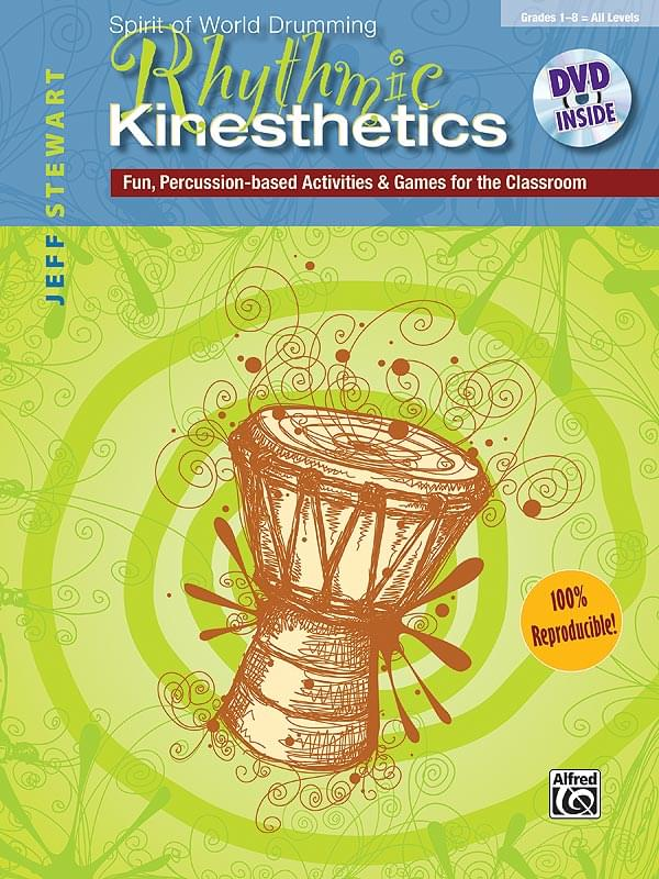 Rhythmic Kinesthetics - Reproducible Book/DVD
