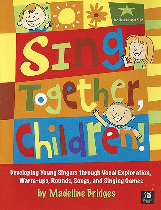 Sing Together, Children! - Book/DVD