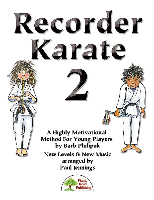 Recorder Karate 2 Cover