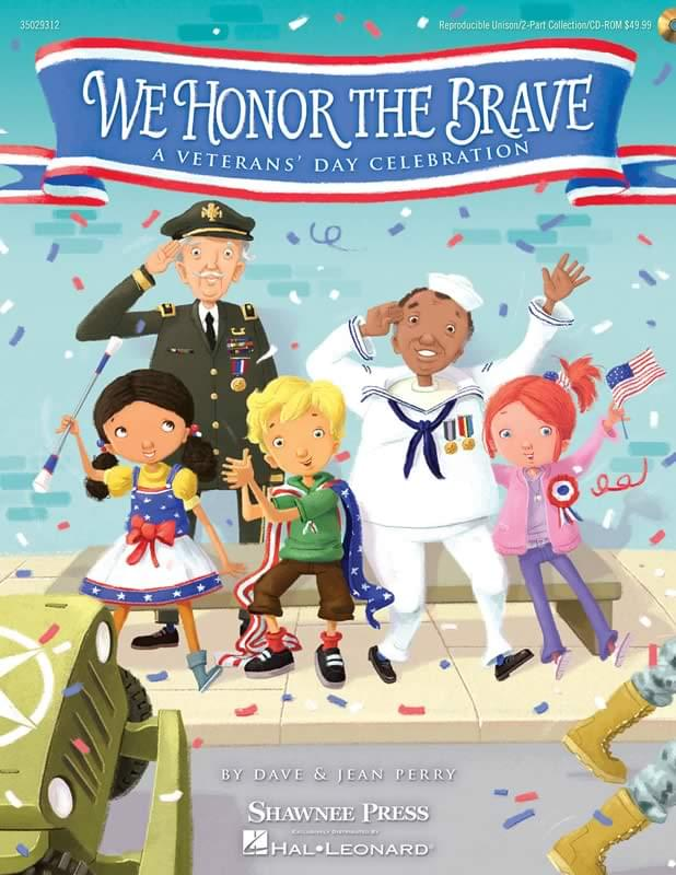 We Honor The Brave - Book/Enhanced CD (w/PDFs)