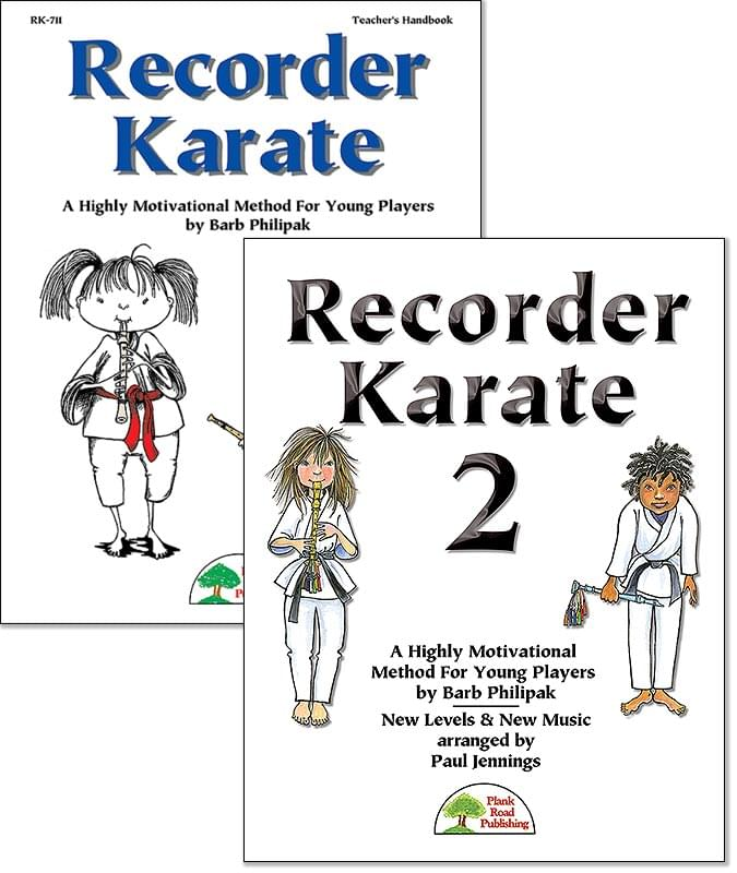 Both Recorder Karate 1 and Recorder Karate 2