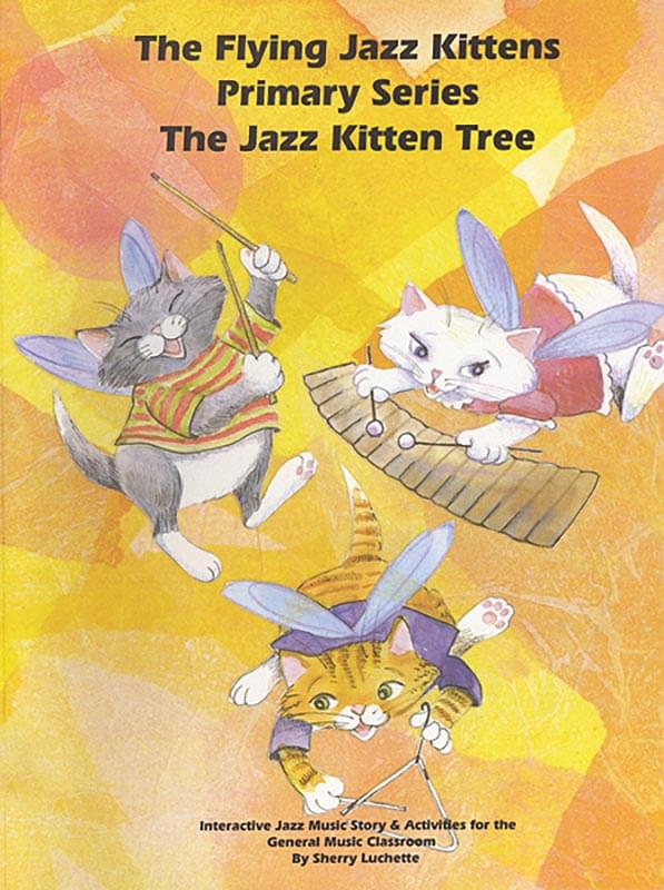 The Flying Jazz Kittens - Primary Series - The Viking Pineapples - Book/CD