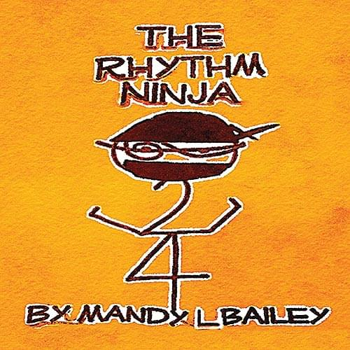 The Rhythm Ninja - Book