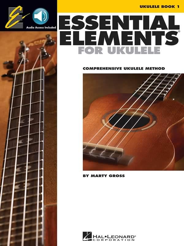 Essential Elements For Ukulele - Book 1