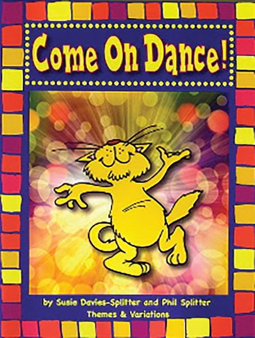 Come On Dance! - Reproducible Book