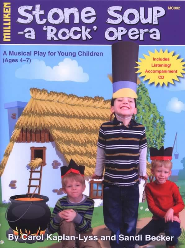 Stone Soup - A Musical Play For Young Children