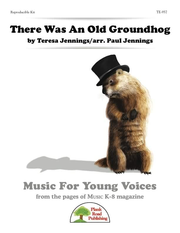 There Was An Old Groundhog