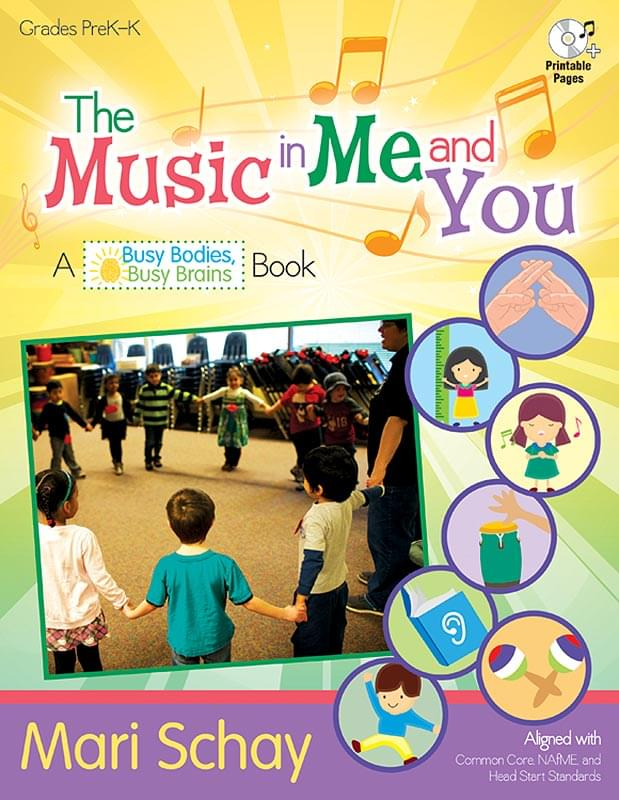 The Music In Me And You - Book/CD-ROM