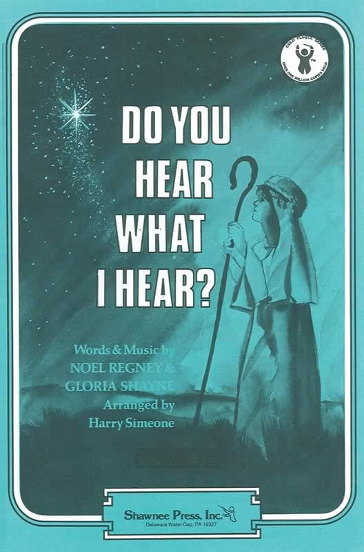 Do You Hear What I Hear? - SA Choral (pack of 5)