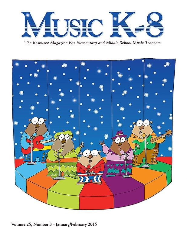 Music K-8, Vol. 25, No. 3