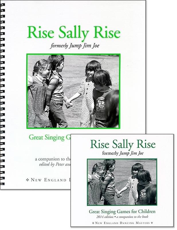 Rise Sally Rise - Great Singing Games For Children (formerly Jump Jim Joe) - CD