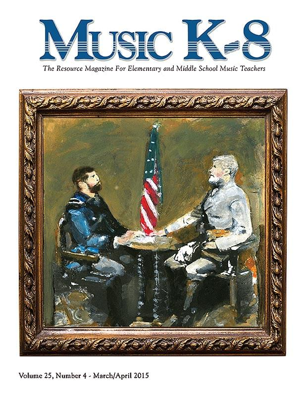 Music K-8, Vol. 25, No. 4