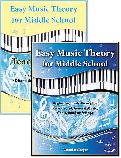 Easy Music Theory For Middle School