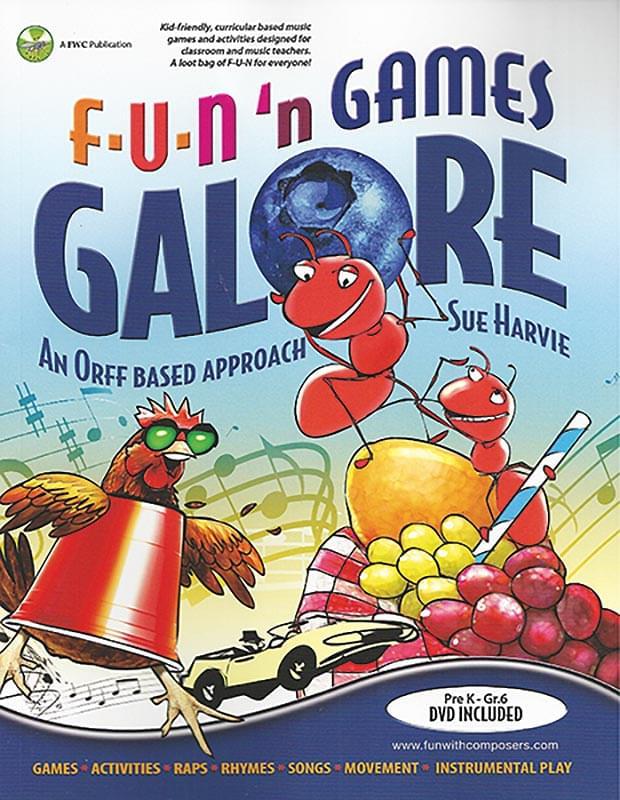 F-U-N 'N Games Galore
