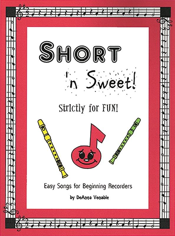SHORT 'N Sweet! - Book/CD