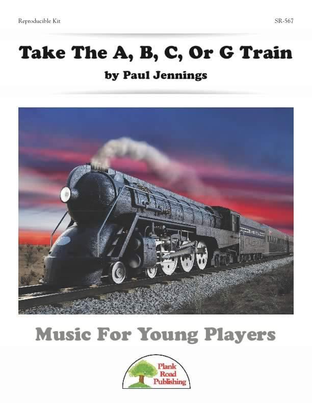 Take The A, B, C, Or G Train