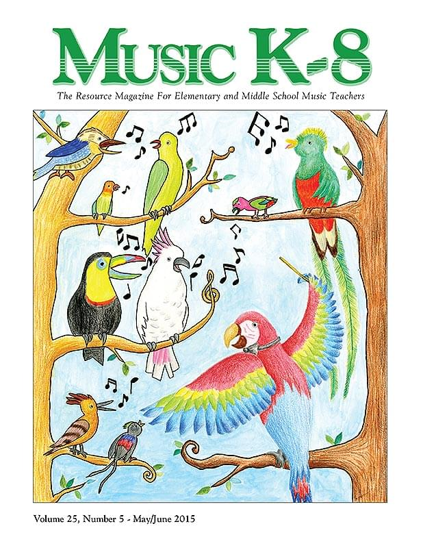 Music K-8, Vol. 25, No. 5