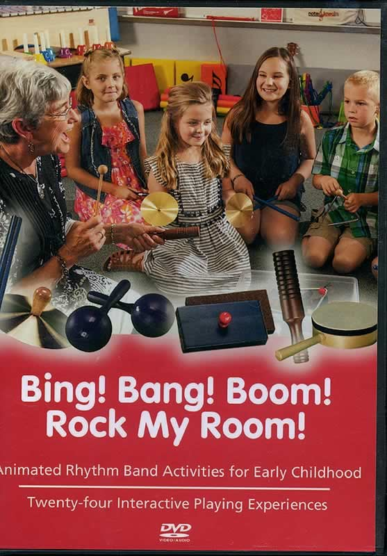 Bing! Bang! Boom! - Rock My Room