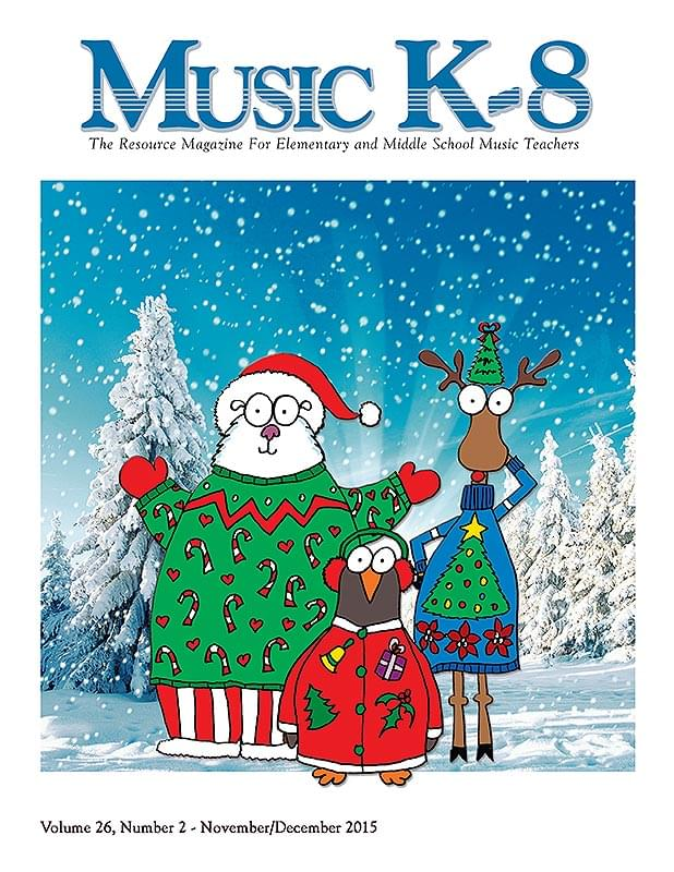 Music K-8, Vol. 26, No. 2