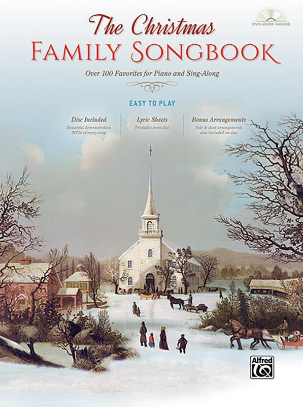Christmas Family Songbook, The