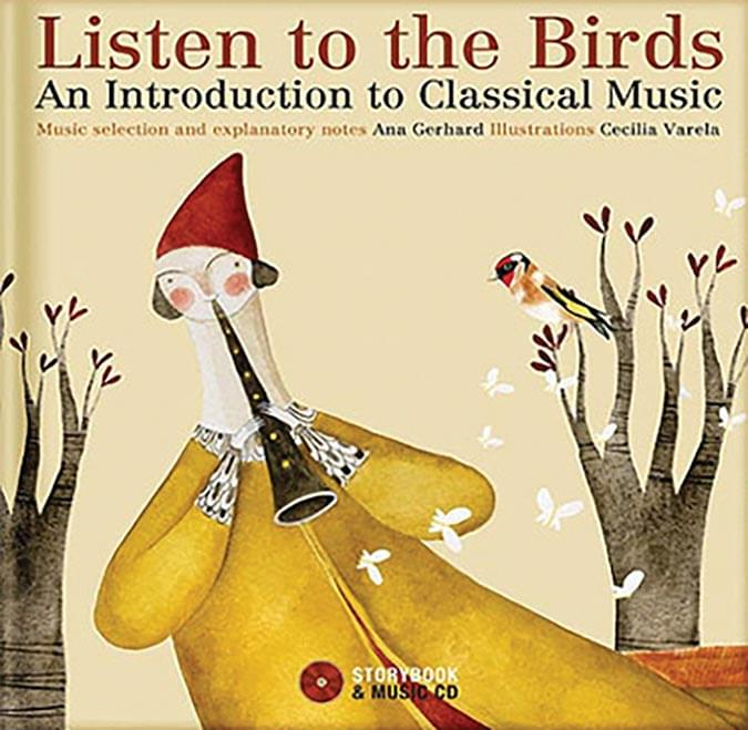 Listen To The Birds - Book/CD